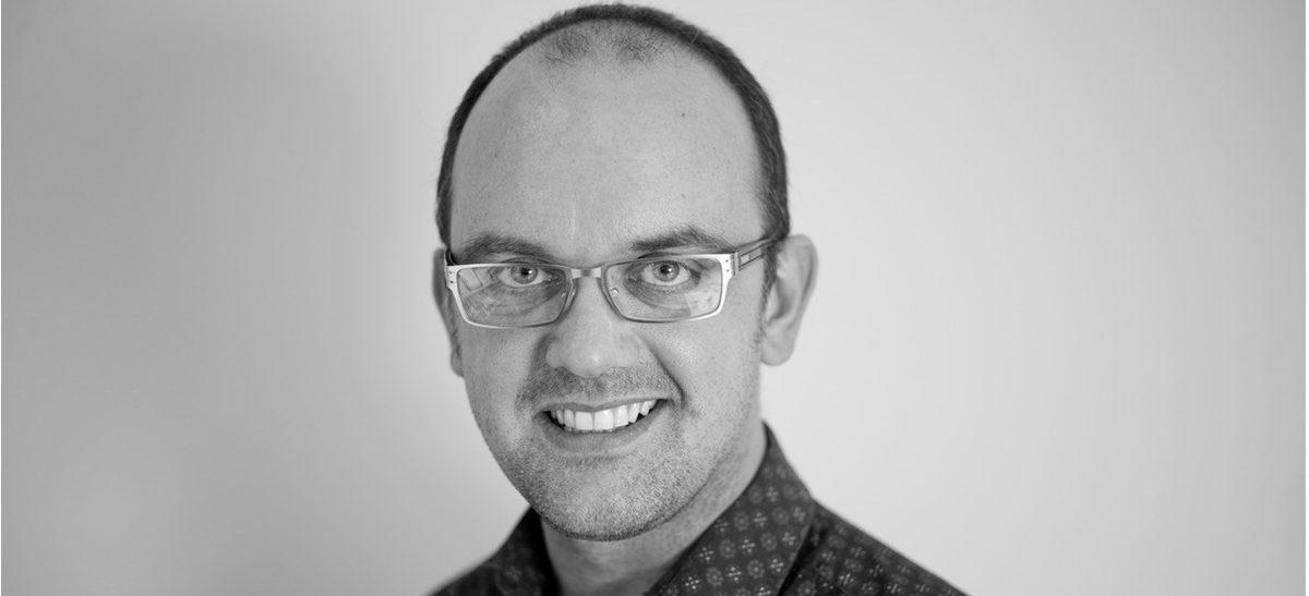 Photo of Mark Slocombe