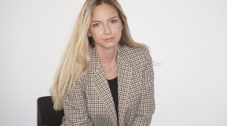 Photo of ABS Ambassador Ilinca Georgescu